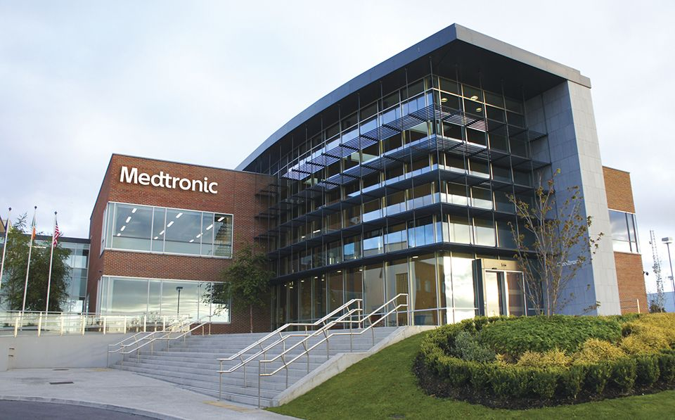 Medtronic's Customer Innovation Centre in Parkmore Galway